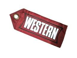 New Western Part # 59694 - BLADE GUIDE FLAG