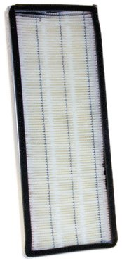 WIX Filters - 42167 Heavy Duty Cabin Air Panel, Pack of 1 by Wix