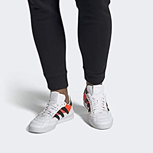 Anormal Vueltas y vueltas Animado  Amazon.com: adidas Sobakov P94 - Zapatillas para hombre, Blanco, 7.5: Shoes