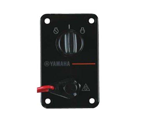 OEM Yamaha Outboard Single Engine Switch Panel 704-82570-12-00