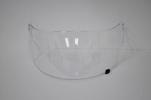 NEW Clear Transparent Helmet Visor Shield for Suomy Spec 1r Extreme Apex Excel (Aftermarket Shield)