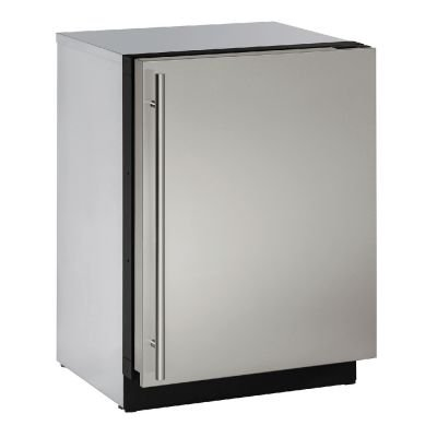 U-Line U3024FZRS00B 4.5 cu. ft. Built-in Freezer, Stainless for sale  Delivered anywhere in USA