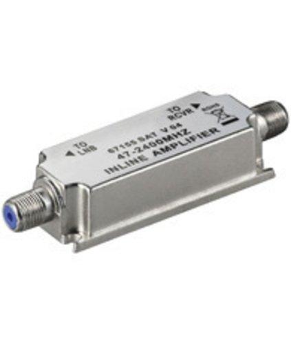 SAT-amplificadores de antena 47 - 2400 mhz, 20 db: Amazon.es ...