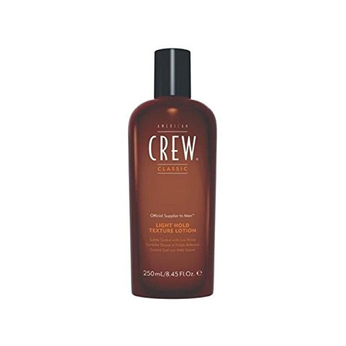 (American Crew Light Hold Texture Lotion (250ml))