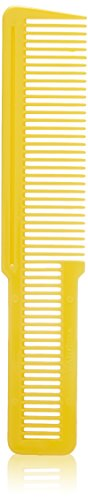 Price comparison product image WAHL Flat Top Comb, Yellow, Large