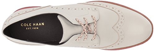 Haan Women's Stone Wingtip Pumice Oxford Cole Grand Original BTwxyFq