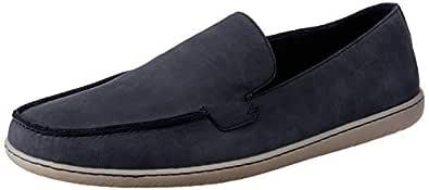 Clarks SALTASH Free Men's Casual Shoe, Navy Nubuck G, 6 AU