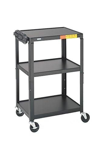 Bretford A2642 Adjustable Cart (Bretford Adjustable Monitor)