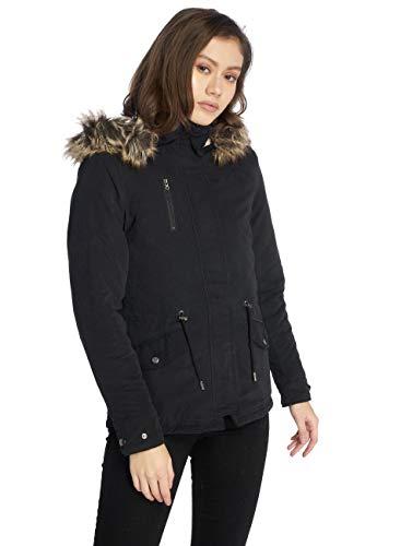 Manteau Parka 15156509 New Only Nero Starlight Fur Femmes aTnZnwqRB