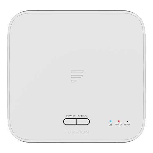 Furrion Access 4G LTE/WiFi Dual Band Portable Router with 1GB of Data Included. Works with Furrion Omni-Direction Rooftop Antenna to Provide high-Speed Internet connectivity on The go – FAN17B83