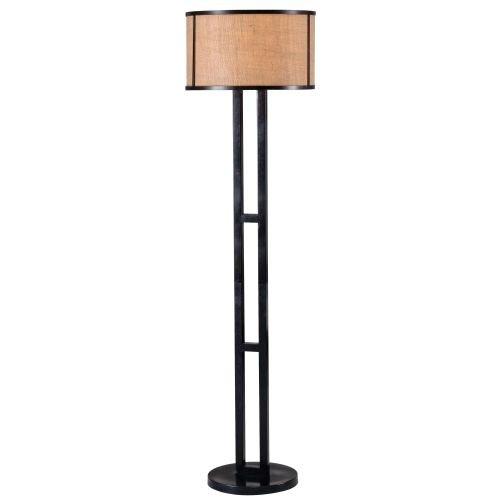 Kenroy Home 32313BRZ Keen Floor Lamp, Bronze (Bronze Shaded Floor Lamp)