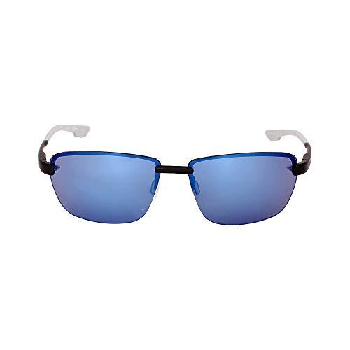 Columbia Loma Vista Metal Frame Blue Lens Men's Sunglasses C102SM355016014003