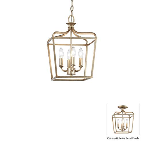 Gold Pendant Light in US - 3