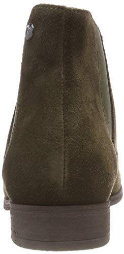 Olive Women's Boots Green Chelsea 720 720 Oliver 21 25340 s 5 5 vznH8wx5q