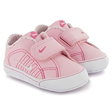 Nike 1st Court Tradition Crib Shoes Girls