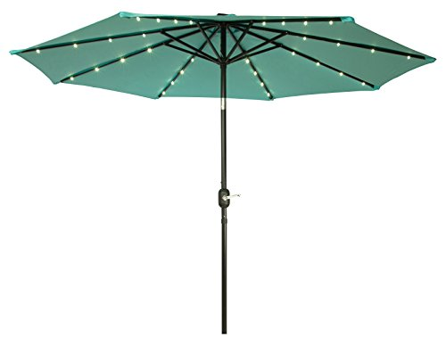 Trademark Innovations Powered Lighted Umbrellas product image