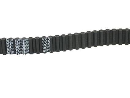 Doble correa dentada/TWC para Castel Garden tráctor TC 102 TCP 102 1.02 m 35065600