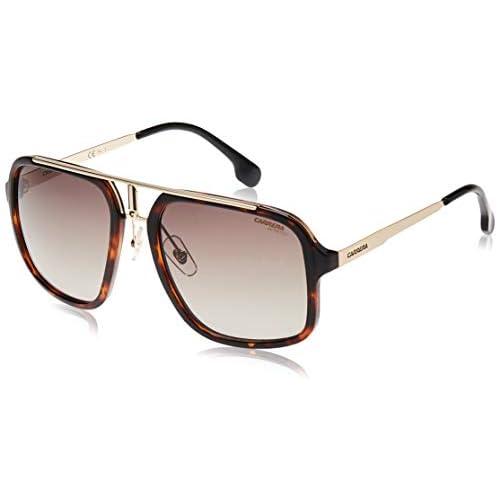 chollos oferta descuentos barato Carrera 1004 S HA 2IK Gafas de sol Dorado HAVANA GOLD BRWN SF 57 Unisex Adulto