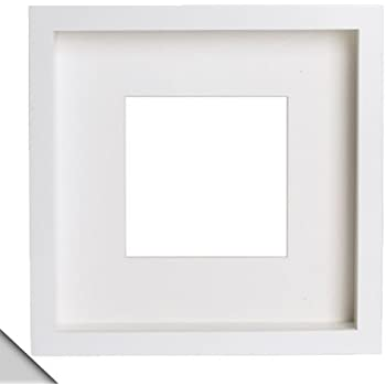 Ikea ribba picture frame white x2 for Ikea ribba plank