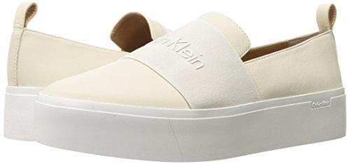 White Jacinta White Cervo Sfw Hi Top Slippers Soft Klein Women''s Elastic Calvin vpg8x8