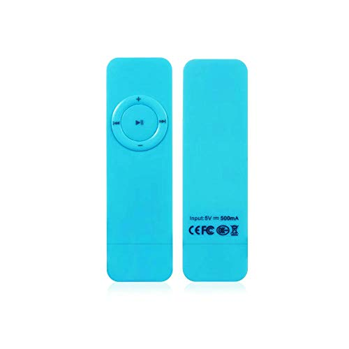 Mp3 Player, Dyzeryk MP3 Music Player with USB Flash Drive, 4GB Portable Mp3 Player, Supports up to -