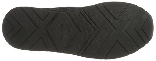 Linda G00 black Nero Gant Donna Sneaker qXxdwdgCFn