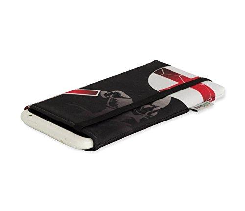 Stilbag Fan Smartphone Case - Championnat d'Europe de football 2016 - Drapeau de l'Angleterre - Housse pour Apple iPhone 6s plus