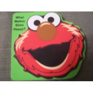 What Makes Elmo Happy? (Sesame Street All About Feelings)