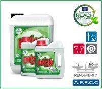 DW20 LIMPIADOR DESINCRUSTANTE ÁCIDO Detergente base ácida para la limpieza de superficies pintadas, incrustaciones calcáreas, fondos y paredes de piscinas y suciedades industriales de origen proteínic