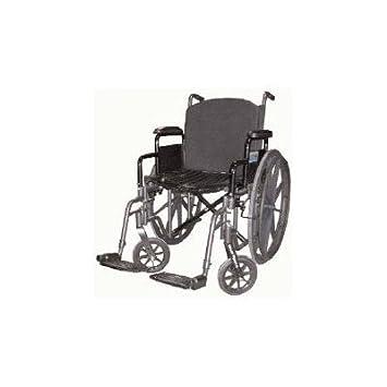 Amazon.com: Comodidad – ajuste silla de ruedas cojín para la ...