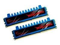 (4GB G.Skill DDR3 PC3-10666 1333MHz Ripjaw Series (8-8-8-24) Dual Channel kit )