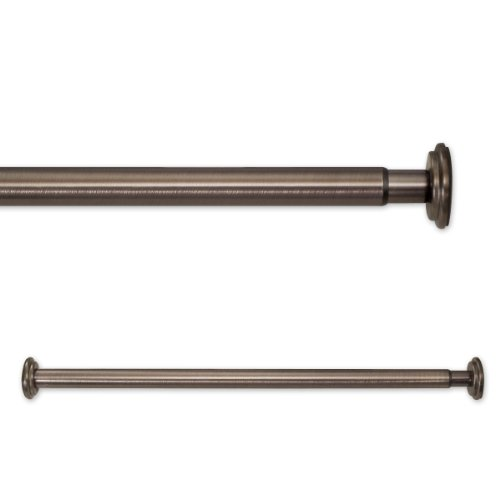 Source Global 18 to 30-Inch in Tension Rods, Bronze
