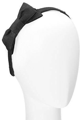 (L. Erickson USA Blair Bow Headband - Black)