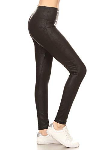 Top leggings depot wet look