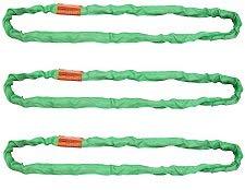 Liftall EN60X6 Tuflex Sling Endless 6/' Green Free Shipping