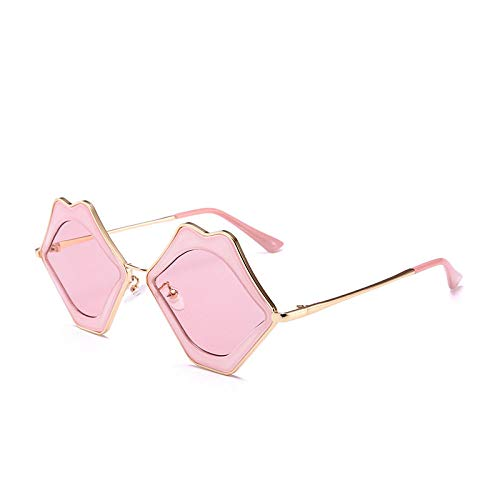 Awbet Sunglasses Sexy Personality Sunglasses Lips Series Glasses