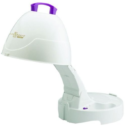 hot and gold bonnet hair dryer - 6