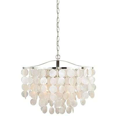 Vaxcel Lighting P0139 Elsa 3 Light Foyer Pendant,