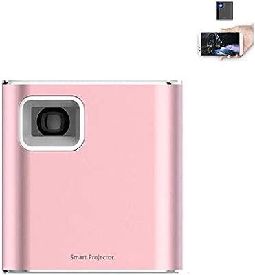 GJZhuan Proyector Portátil Mini Micro DLP Proyector Full HD ...