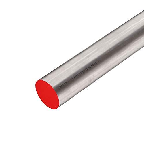 Online Metal Supply W-1 Tool Steel Drill Rod, 1.5000