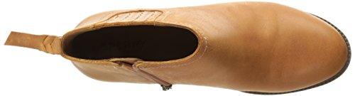Juniper Bree Bootie Sider Ankle Sperry Top Tan Women's wqxZ4xzt