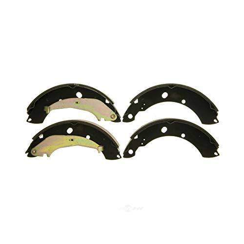 (AutoDN REAR 4PCS Drum Brake Shoe Set For CHRYSLER PT CRUISER VOLKSWAGEN VENTO)