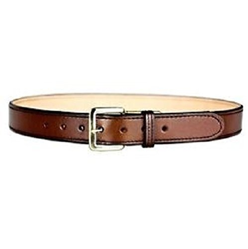 1.75 Inch Leather Casual Belt - Blade-Tech Looper Reinforced Leather Belt - 1.75 inch (Brown, 34