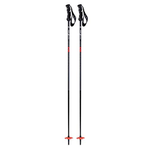 K2 Power Carbon Ski Poles 2020 - Men's Black 50 (K2 Ski Pole Baskets)