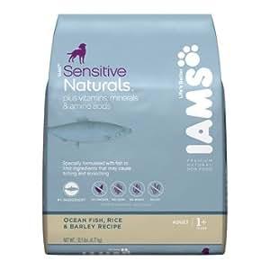 Sensitive Naturals Adult Dry Dog Food (10.5-lb bag)