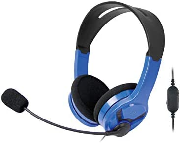 Official PS4 Stereo Headset - Blue - PlayStation 4 [Importación ...