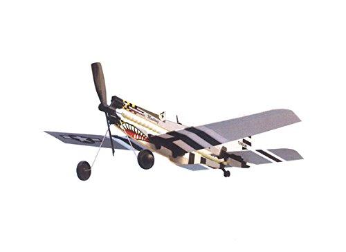 LYONAEEC Flyable Historic Toy Plane Model P-51 Mustang