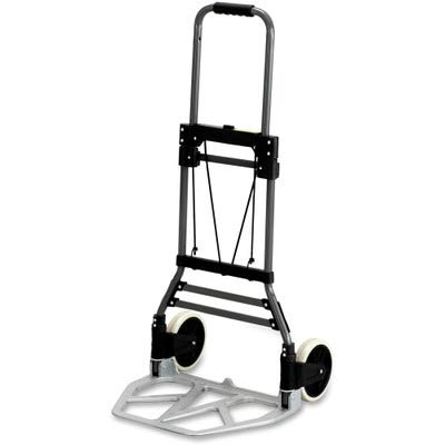 Safco® Stow-Away Medium Hand Truck Cart, 275lb Capacity, 19-1/2w x 18d x 39h, ()