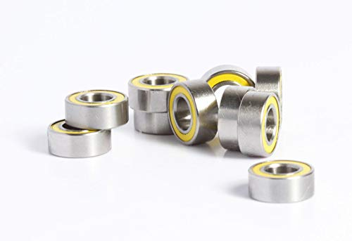 5x10x4 mm Ball Bearing 5x10mm Bearing MR105 Bearing