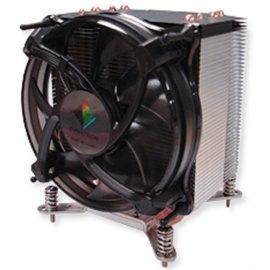 Dynatron Fan K17 3U CPU Cooler LGA1156/1155/1150 Aluminum Heatsink Fan Retail (K17)